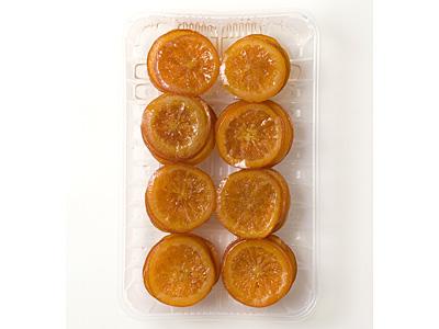 冷凍ラウンドスライスドライ オレンジ